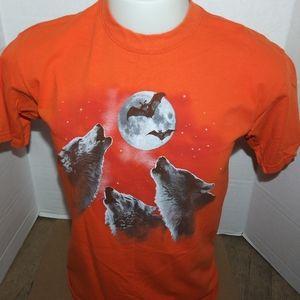 Nice wolf shirt